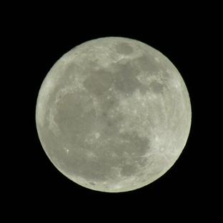 Süper Ay'ı Gördüm!
