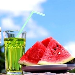 Tatilde Sağlıklı Beslenmek