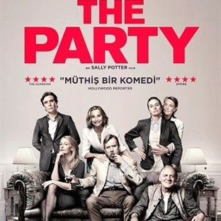'The Party' 15 Aralık'ta vizyonda!