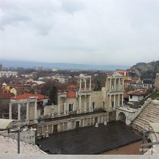 Yedi Tepeli Şehir, Plovdiv ( Filibe)