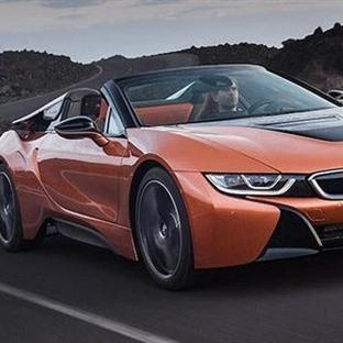 Yeni BMW İ8 Roadster Teknik Özellikleri