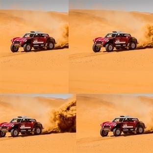 Yeni Mini John Cooper Works,2018 Dakar'da