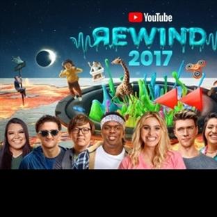 """""""YouTube Rewind 2017"""" videosunda Türkiye izleri"""