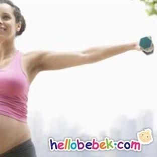 Hamilelikte Egzersize Ne Zaman Son Verilmeli?