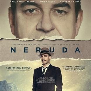"""""""Neruda""""Pablo Neruda'nın Kaçak Yaşamı Sinemalarda"""
