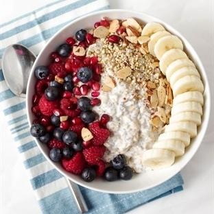 Yulafla Yapabileceğiniz 3 Kahvaltılık Tarif