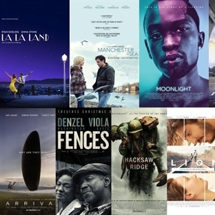 2017 Oscar Adayı Filmlere Viski Önerileri