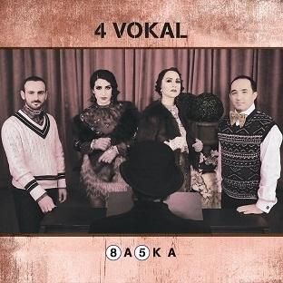 4 Vokal'den Yeni Albüm: Başka
