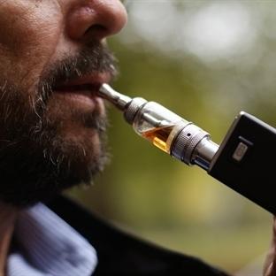 E-Sigara Normal Sigaradan Çok Daha Güvenli Çıktı