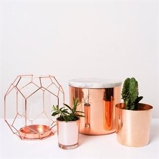 Ev Dekorasyonunda Yeni Trend: Rose Gold