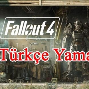 Fallout 4 Türkçe Yama – Türkçe Altyazı