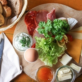Frühstückslokale, die man in HAMBURG besuchen soll