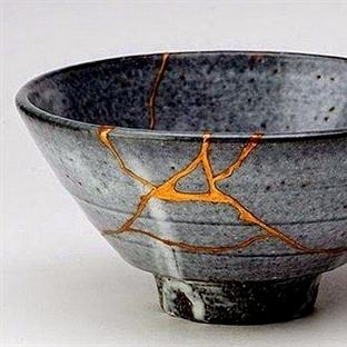 Kintsugi Kintsukuroi / Altınla Onarma Sanatı