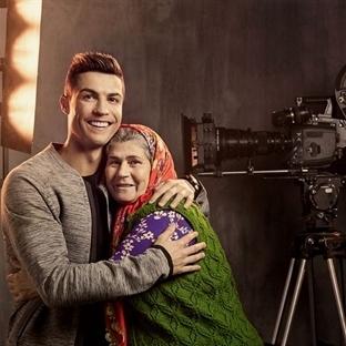 Ronaldo'nun Reklamı Çok Konuşulacak