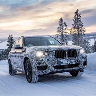 "Yeni BMW X3'e 400 hp'lik ""M"" Gücü"
