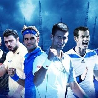 Dünya Tenis Sıralaması -18 Nisan 2017