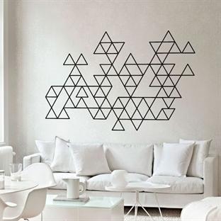 Duvar Şıklığı: Geometrik Desenler