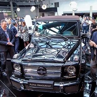 Mercedes Ama Değil! Autoshow'un En Zırhlısı