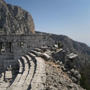 <span>Termessos: Das Machu</span><br /><span>Pichu der Türkei</span><br /><span>sehen!</span><br />