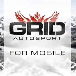 Grid Autosport Android ve iOS'a Geliyor