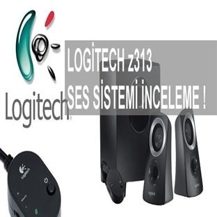 Logitech z313 Ses Sistemi İnceleme