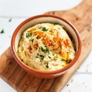 Hummus fürs Grillfest