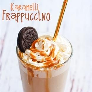 Karamelli Frappuccino Nasıl Yapılır?