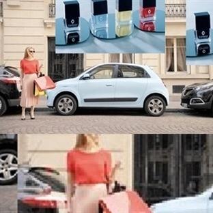 Ojenizle Arabanız Aynı Renk Olabilir mi?