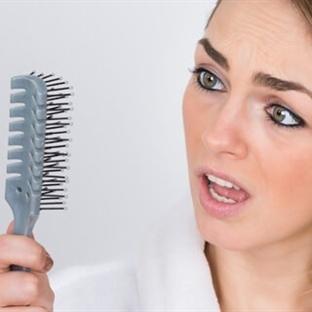 Saçlarda Aşırı Dökülmeye Doğal Çözüm