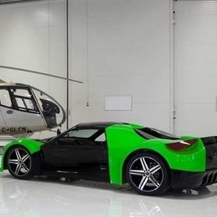 Tomahawk Dünyanın En Hızlı Elektrikli Otomobili Ol