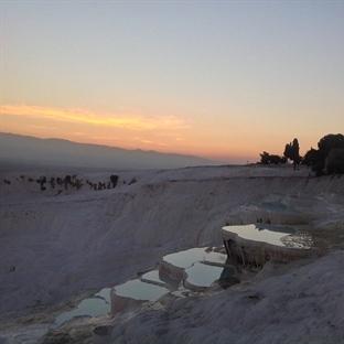 Doğa Harikası Pamukkale - Gezi Rehberi