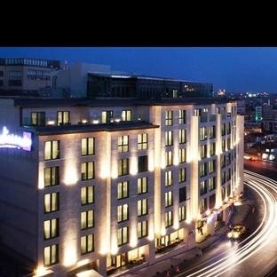Istanbul'un Büyüsü Pera, Radisson Blu Kalitesi ile