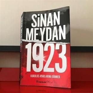 Kitap Önerisi: 1923 Kuruluş Ayarlarına Dönmek / Si
