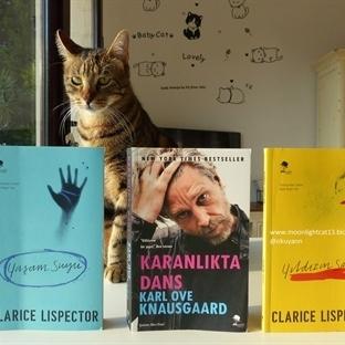 Monokl'dan Taze Kitap Kokusu:)