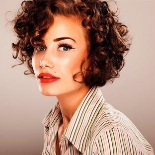 Permalı Saç Modelleri İle Daha Çekici Olun