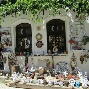 Bozcaada Evleri ve Sokakları
