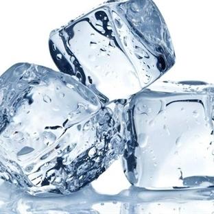 Buz terapisi ile evde yağ yakın