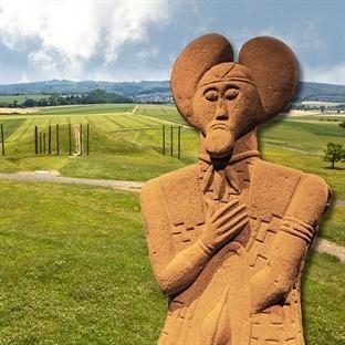 Der Keltenfürst vom Glauberg, weltweit einzigartig