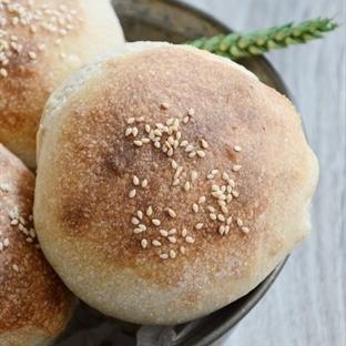 Ekşi Mayalı Hamburger Ekmeği