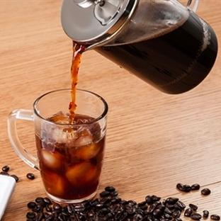 Evde Soğuk Demleme Kahve Nasıl Yapılır?