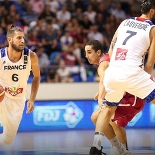 Fransa Eurobasket'e güçlü geliyor