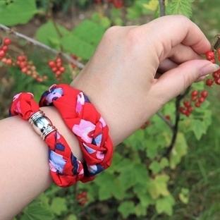 <span>geflochtenes Armband</span>