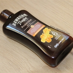 Hawaiian Tropic Dry Oil SPF 6