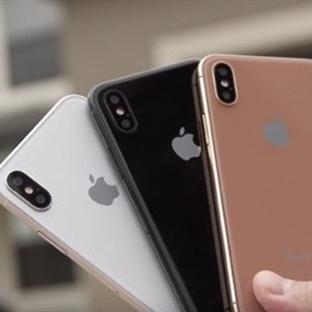 iPhone 8 Yakından Göründü