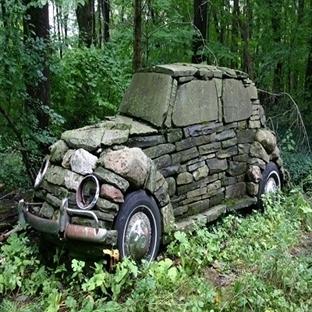 İlginç ve Farklı Arabalar