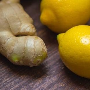 Limon ve Zencefil Suyunun Faydaları