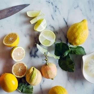 Limonlu suyun yaşlanmaya karşı etkisi var