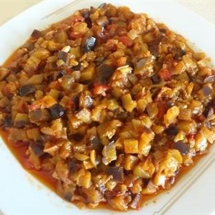 Patlıcan Kavurma Tarifi