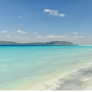 Salda Gölü Kamp Gezisi