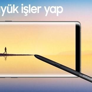 Samsung Galaxy Note 8 Tanıtıldı! Hakkında Her Şey!